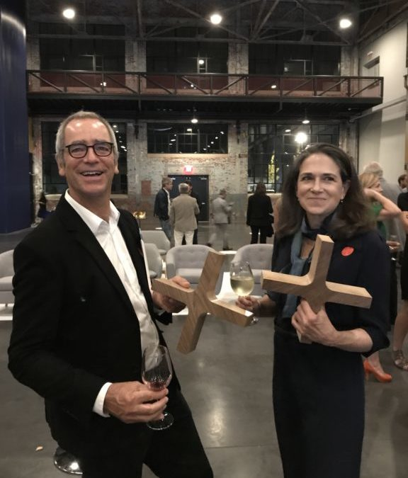 Principals Kyna Leski and Chris Bardt inducted into RI Design Hall of Fame